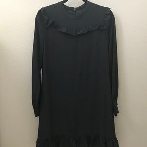 Who What Wear Long Sleeve Dress